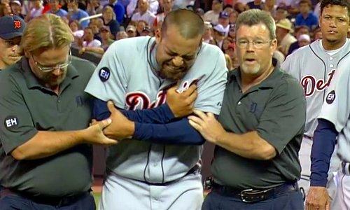 Desde arañas a camas de sol, las 5 lesiones más raras de la historia del béisbol