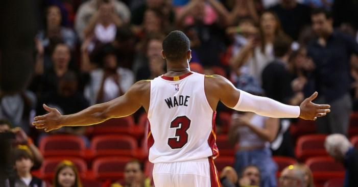 """NADIE SUPERA A JORDAN"" Wade descalifica a LeBron James"