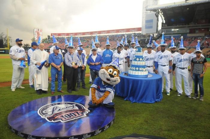 Gigantes y Tigres suspenden partido en 109 Aniversario