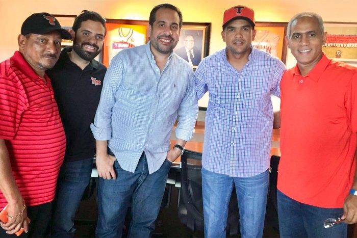 Toros nombran a Audo Vicente como manager
