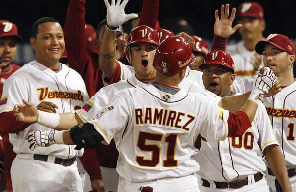 Venezuela irá con todo ante Puerto Rico en el Clásico Mundial de Beisbol