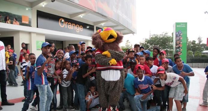 El Escogido celebrará este sábado tarde familiar y de ligas deportivas infantiles