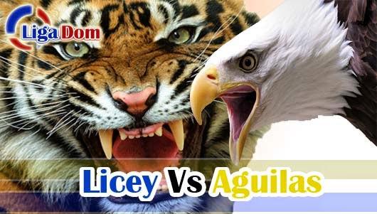 FINAL –   #Aguilas 8 Vs 1  #Tigres    #EnVivo #SerieFinalLIDOM