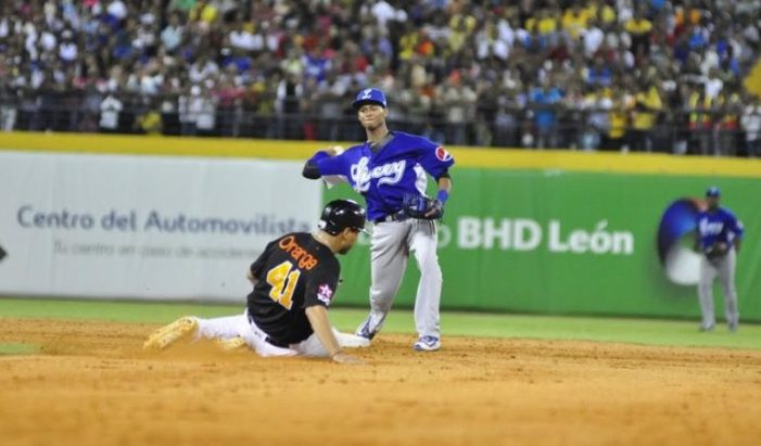 #Transmision #Licey 7 vs #Aguilas 0 – FINAL – #SerieFinal 2016-2017