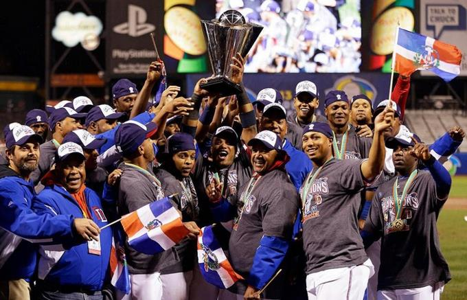 República Dominicana, favorita para repetir título en Clásico Mundial