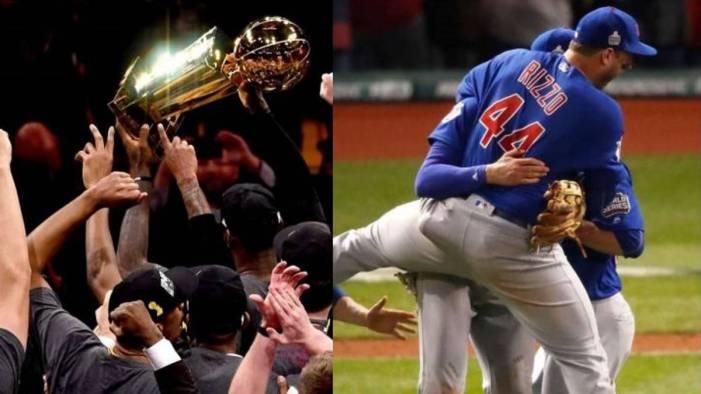 Cavaliers, Cubs y Patriots: EE UU se acostumbra a las remontadas