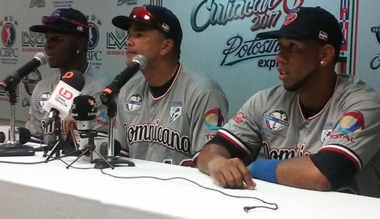 Audo Vicente se refiere a la pobre actuación dominicana en la Serie del Caribe