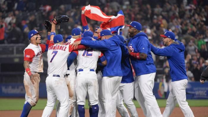 Puerto Rico mantiene el invicto y avanza a las semifinales en LA