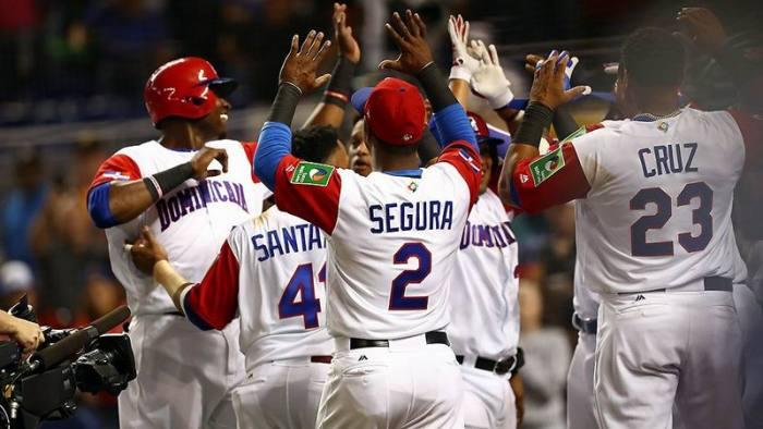 Dominicana en lugar 12 en ranking mundial béisbol