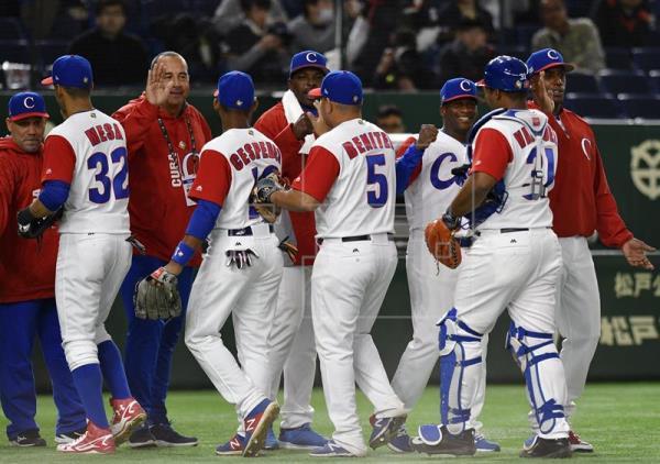 6-0. Cuba blanquea a China y logra su primer triunfo en el Clásico