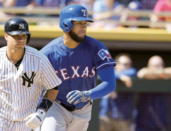 Gary Sánchez y Nomar Mazara, son parte de la nueva camada dominicana que se apresta a adueñarse del béisbol
