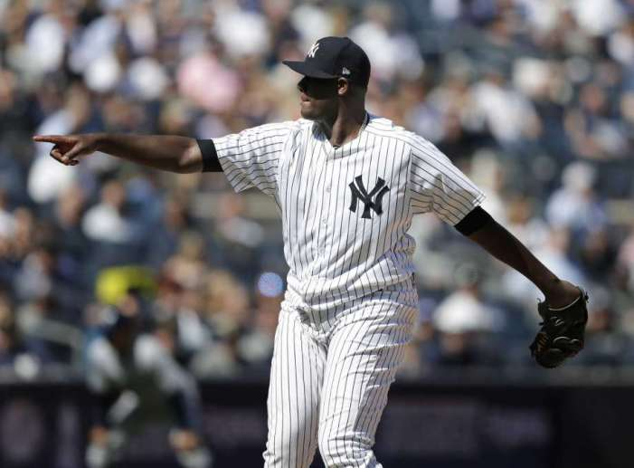 Pineda da triunfo a New York Yankees