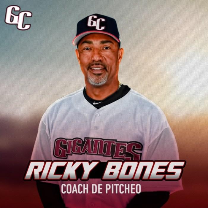 Gigantes del Cibao firman al coach de pitcheo Ricky Bones