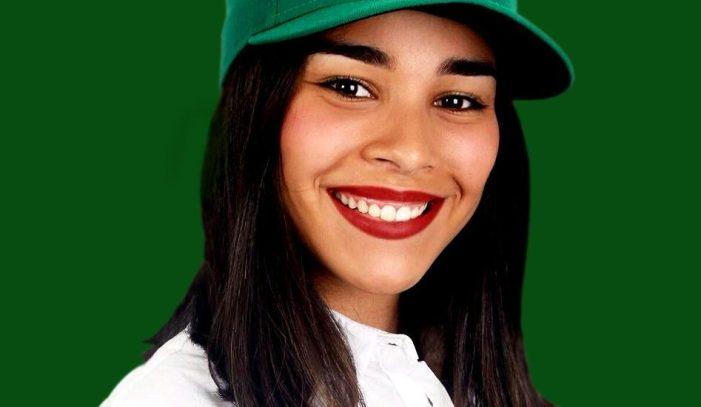 Señorita Hazim Vásquez es madrina de las Estrellas