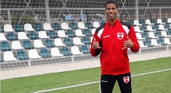 Dominicano Kendry Tejada hizo historia en el fútbol argentino