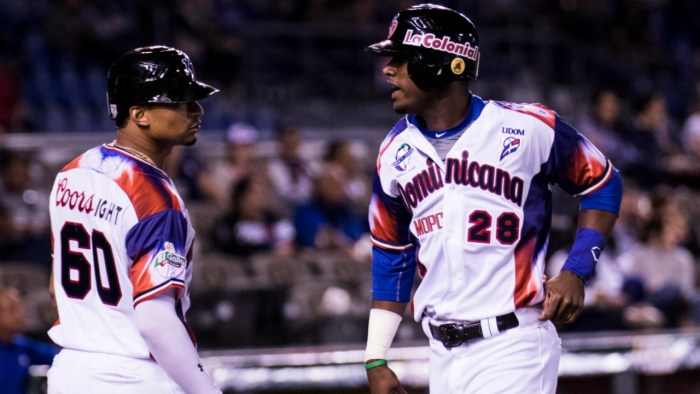 Junior Lake hace historia al dar el HR 1,000 en la historia de la Serie del Caribe