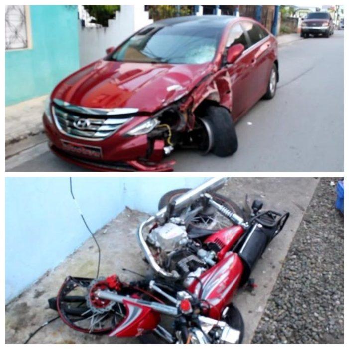 Celebración de Águilas Cibaeñas deja un muerto y un herido durante accidente en Sánchez