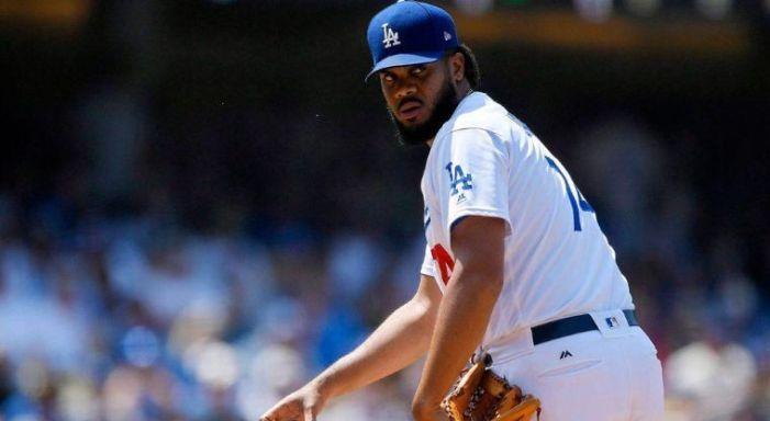 Kenley Jansen llama 'ridiculas' las nuevas reglas que implementará MLB