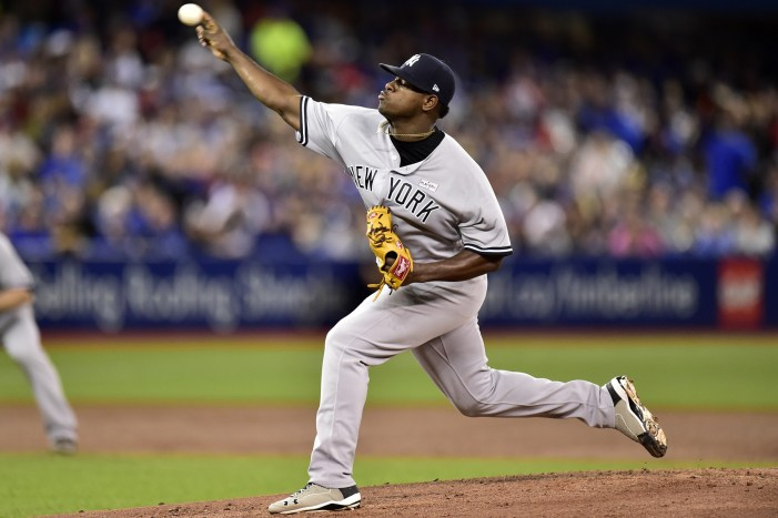 Yankees le brinda toda la confianza a su lanzador Luis Severino