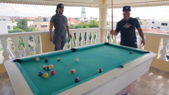 José Ramírez feliz der ser un ejemplo a seguir en su natal República Dominicana