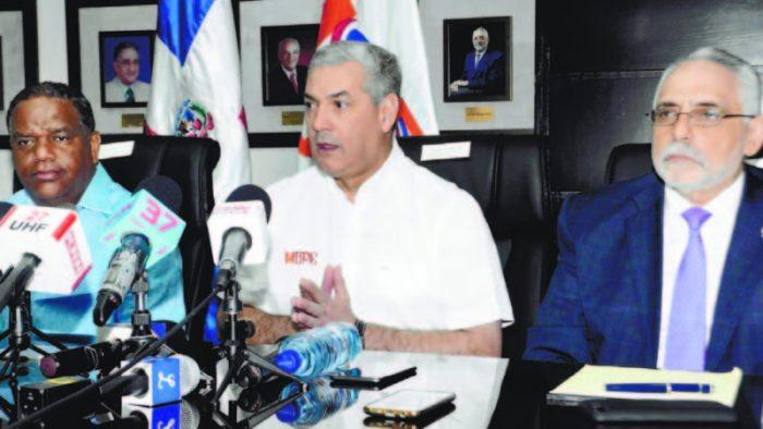 LIDOM aplaude empeño del Gobierno en reparar estadio
