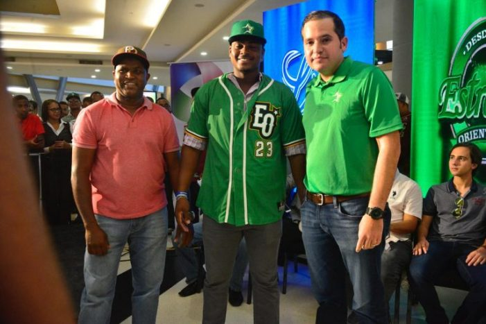 Estrellas seleccionan a Elehuris Montero en primera ronda