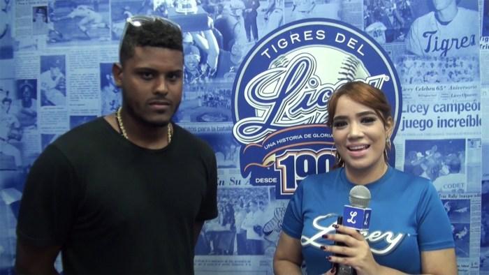 Navarreto dice era un sueño jugar en RD, mejor con Licey
