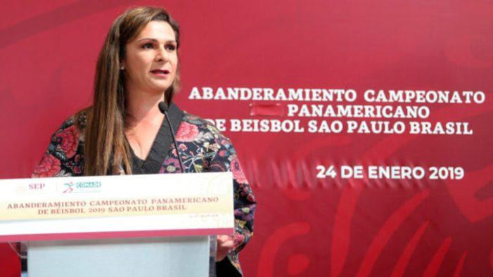 """Ana Guevara: """"México tiene posibilidades de traer la Serie del Caribe 2019"""""""