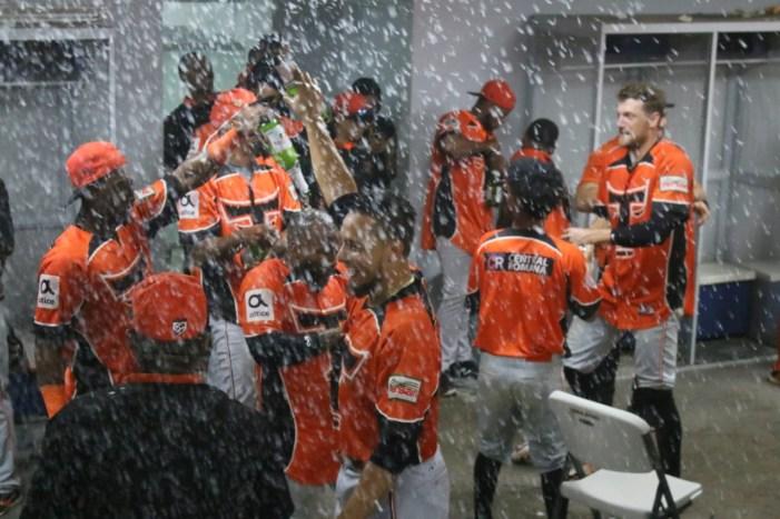 Valdés brilla y los Toros avanzan a la Serie Final