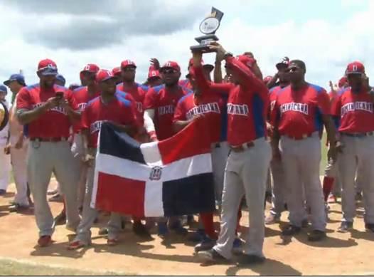 RD noquea a Colombia y gana oro en béisbol Pre Pan