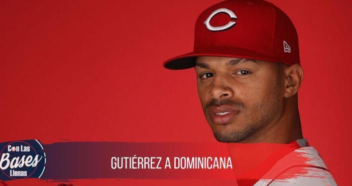 Cubano Vladimir Gutierrez firmó contrato con los Tigres del Licey