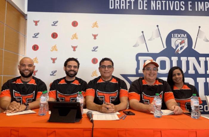 Toros del Este publican sus nuevos integrantes via Draft