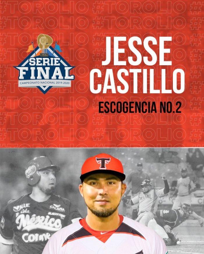 Jesse Castillo reforzará a Toros del Este en la final de República Dominicana