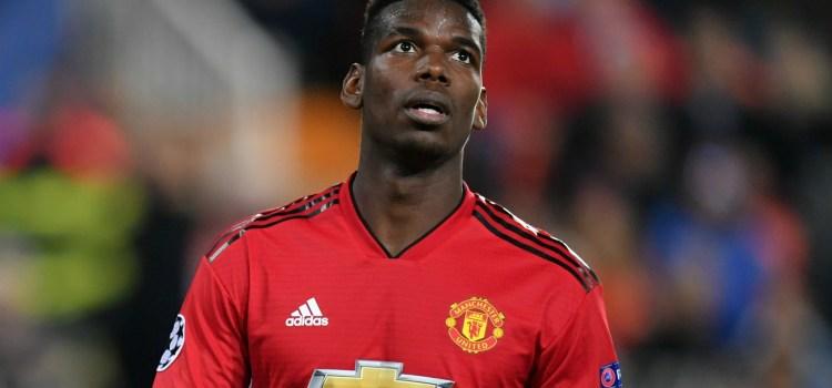 Paul Pogba - Manchester United. Echipa britanică pierde în ultima partidă din cadrul grupelor UCL