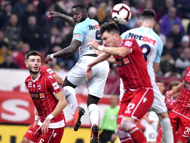FCSB – Dinamo, eternul derby