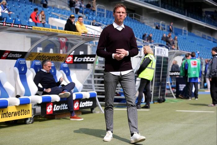 Tactica lui RB Leipzig 2019/2020 folosită de către antrenorul de fotbal Julian Nagelsmann, Red Bull Salzburg