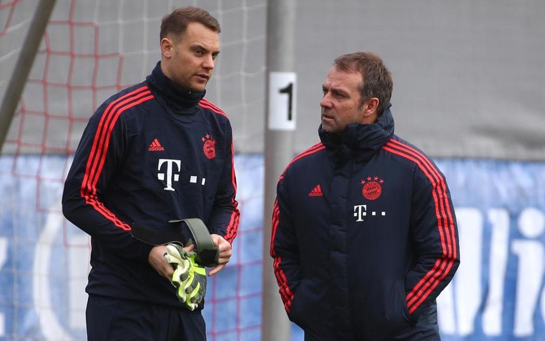 Bayern Munchen 2020 – Strategia de joc a lui Hans Dieter-Flick