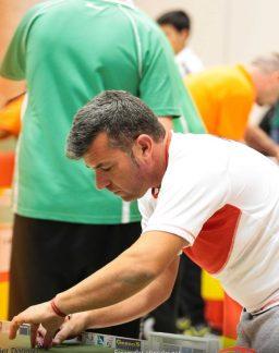 Kaky Rodríguez mostró un gran nivel durante el campeonato