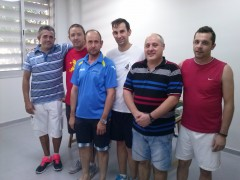 Jugadores del torneo