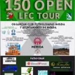 VUELVE EL LFC TOUR: X OPEN DE MÉRIDA, 25-26 SEPTIEMBRE 2021