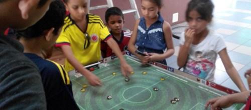 Exhibicion LFC Colombia