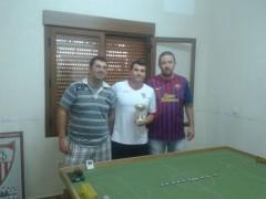 Gabi, Paco y Jesuli