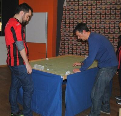 Álvaro y Luis en la Final de Consolación