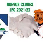 SAN SEBASTIAN DE LOS REYES Y FUENLABRADA, NUEVOS CLUBES LFC