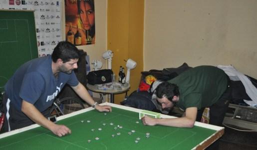 Roberto y Pablo favoritos a la Liga