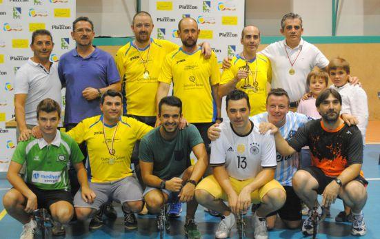 Participantes de la XI edición del Autonómico Manchego