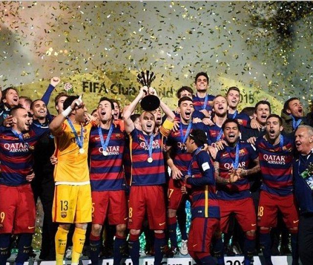 Barcelona Umumkan Laporan Pendapatan Selama Musim   Liga