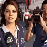 f1 2018 Head Line edition Claire
