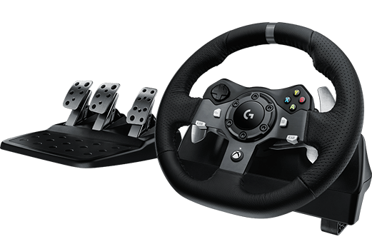 Volante Xbox one e PC Driving Force G920 - Logitech