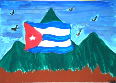 Cuba: Painting at Taller Manero